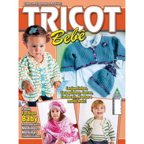 REVISTA LIBERATO TRI061 TRICOT BEBE