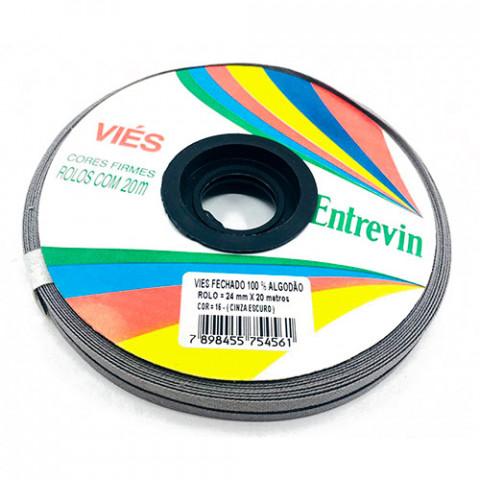 VIES FECHADO ENTREVIN 24 MM C/20M