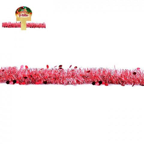 FESTAO ART 6CM BICOLOR 2M ZF4301