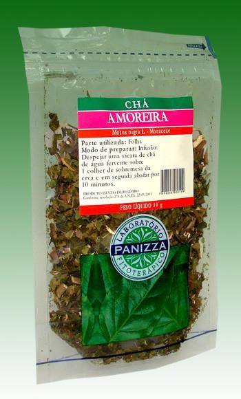 Chá Panizza - Amoreira 30g.