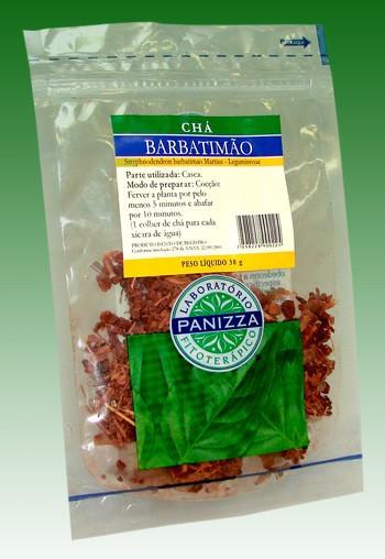 Chá Panizza - Barbatimão 30g.