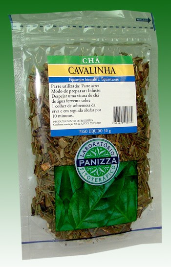 Chá Panizza - Cavalinha 30g.