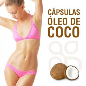 Óleo de Coco Mirabilis 30 capsulas de 1 grama