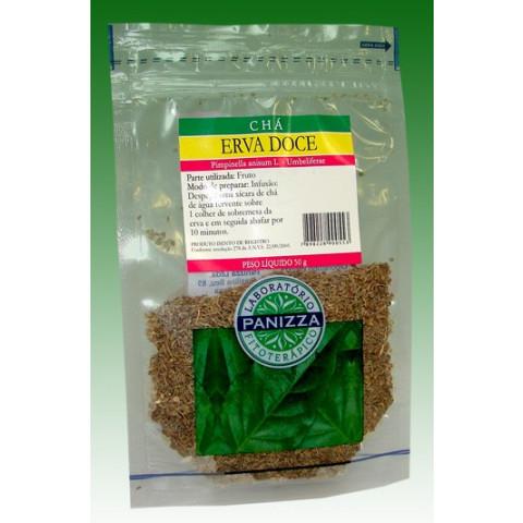 Chá Panizza - Erva Doce 50g.