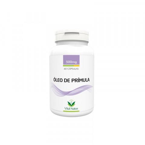 Óleo de Prímula - 60 capsulas 500mg - Vital Natus