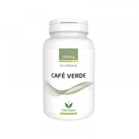 Café Verde - 60 capsulas - Vital Natus