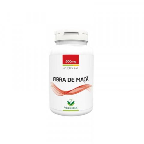 Fibra de Mãça - 60 capsulas 500mg - Vital Natus