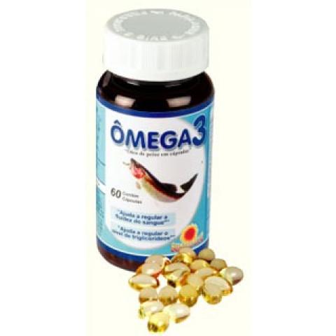 Ômega- 3   60 cápsulas