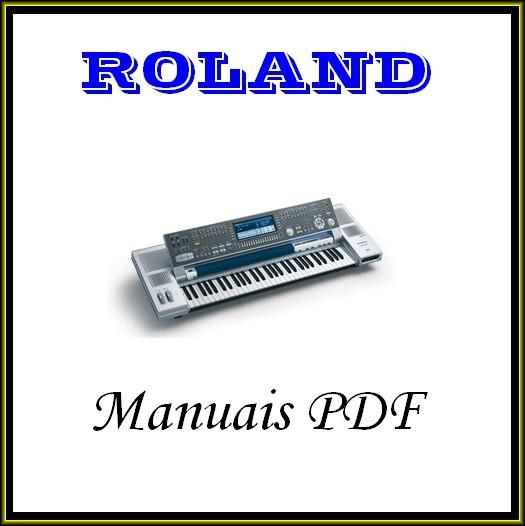 Manual de teclados Roland PDF | Ritmos | Midis | Partituras