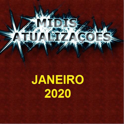 Midis atualizações - Janeiro 2020