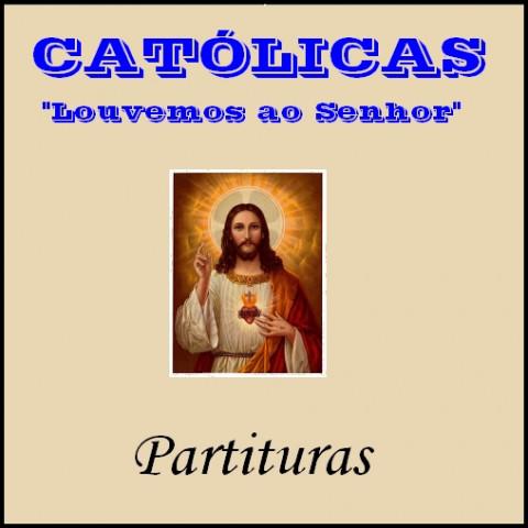 Católicas (1.177 partituras) Digitais PDF Teclado