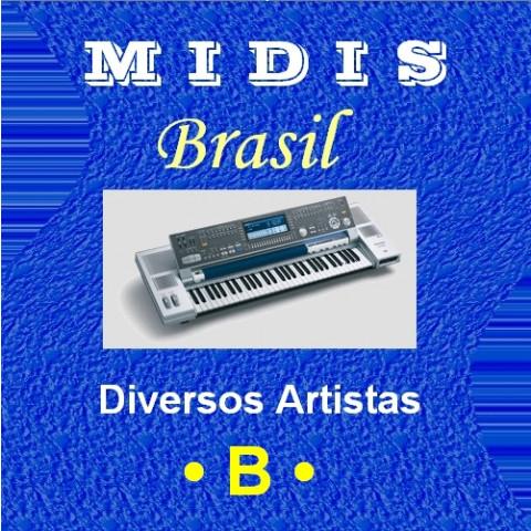 Brasil Diversos Artistas B
