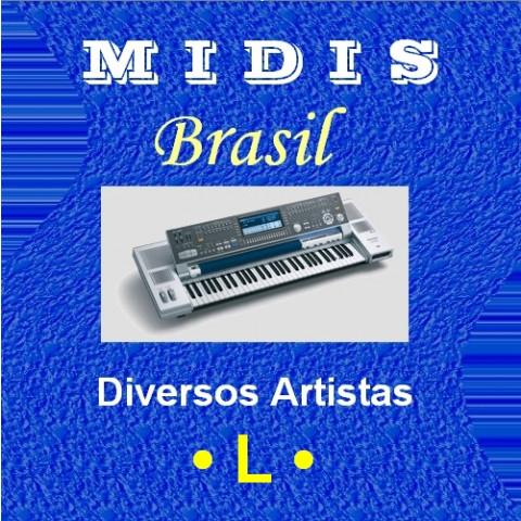 Brasil Diversos Artistas L