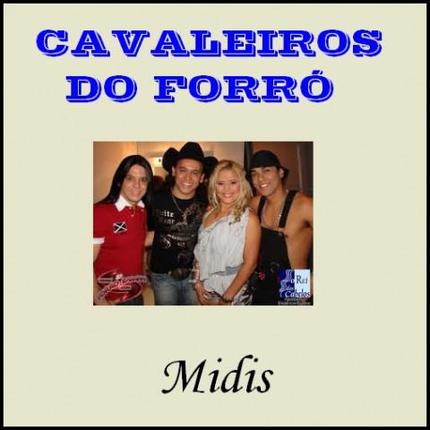 CAVALEIROS DO FORRÓ midis