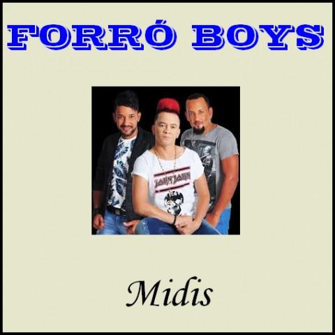 FORRÓ BOYS midis
