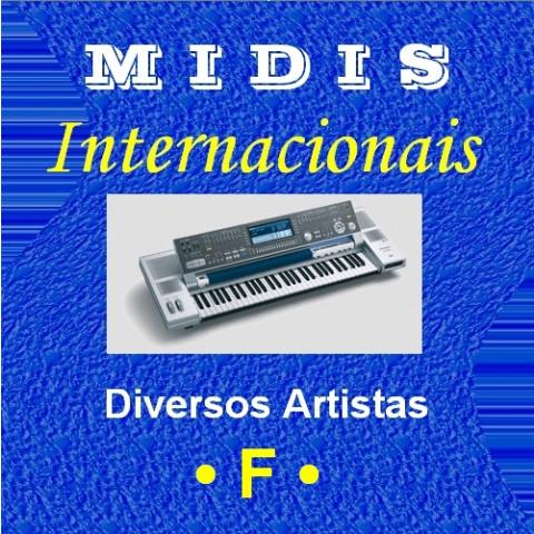Internacional Diversos Artistas F