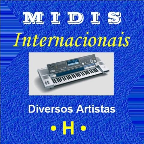 Internacional Diversos Artistas H