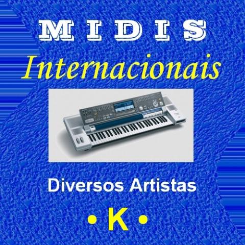 Internacional Diversos Artistas K