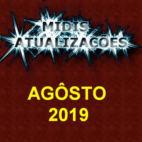 Midis Atualizaçoes - Agôsto 2019