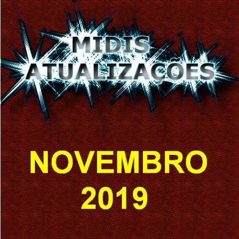 Midis Atualizações - Novembro 2019