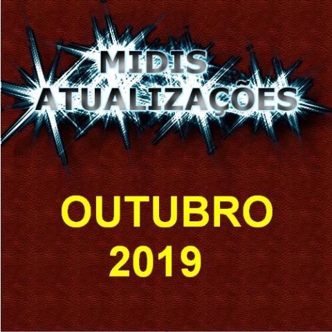 Midis Atualizações - Outubro 2019