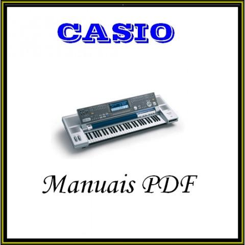 Manual de Teclados Casio