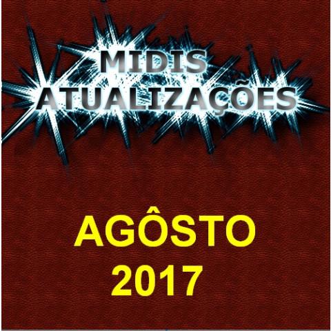 Midis Atualizações - Agôsto 2017