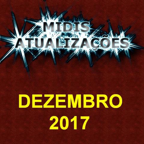 Midis Atualizações - Dezembro 2017