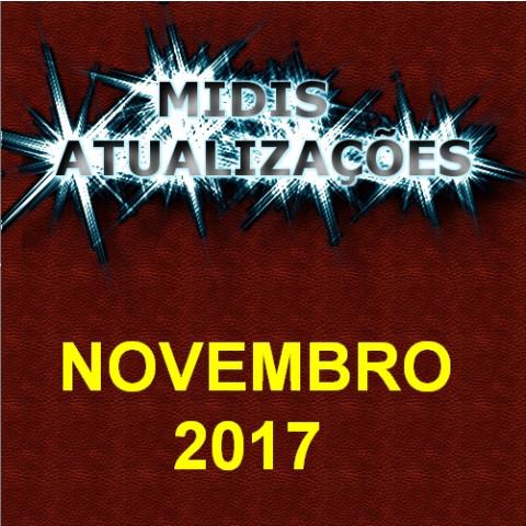 Midis Atualizações - Novembro 2017
