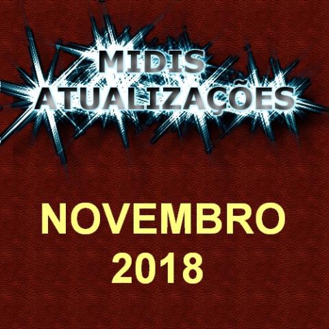 Midis Atualizações - Novembro 2018
