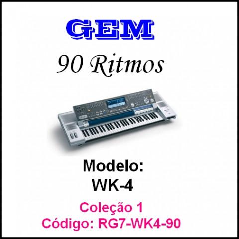 Rítmos Gem 1 (90 ritmos)