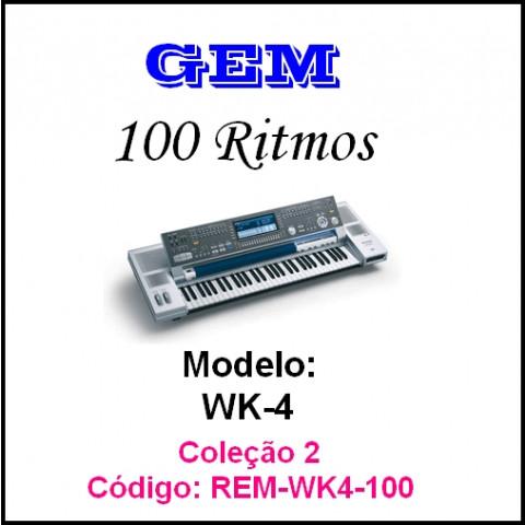 Rítmos Gem 2 (100 ritmos)