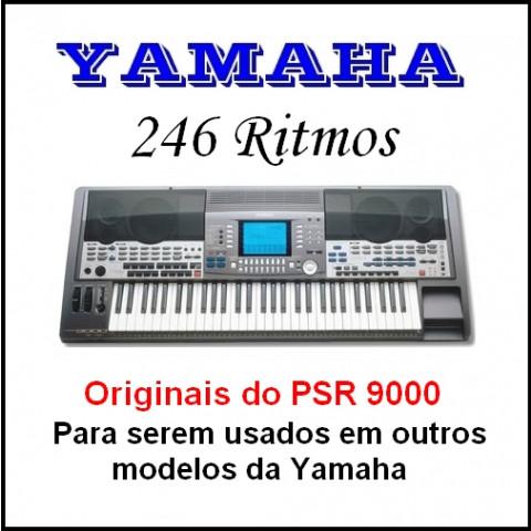 Ritmos Yamaha 26 (246 ritmos)