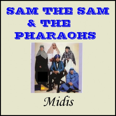 Sam The Sam & The Pharaos