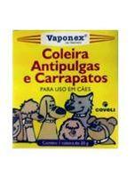 Coleira anti pulga e carrapato para cães vaponex