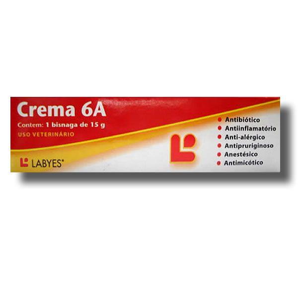 Crema 6A 30g