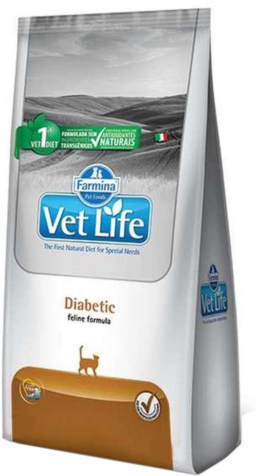 Vet Life Gato Diabetic 2kg
