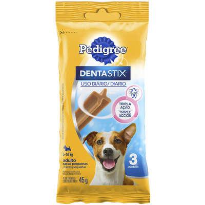 Pedigree Dentastix Cuidado Oral Para Cães Adultos Raças Pequenas 3 unidades
