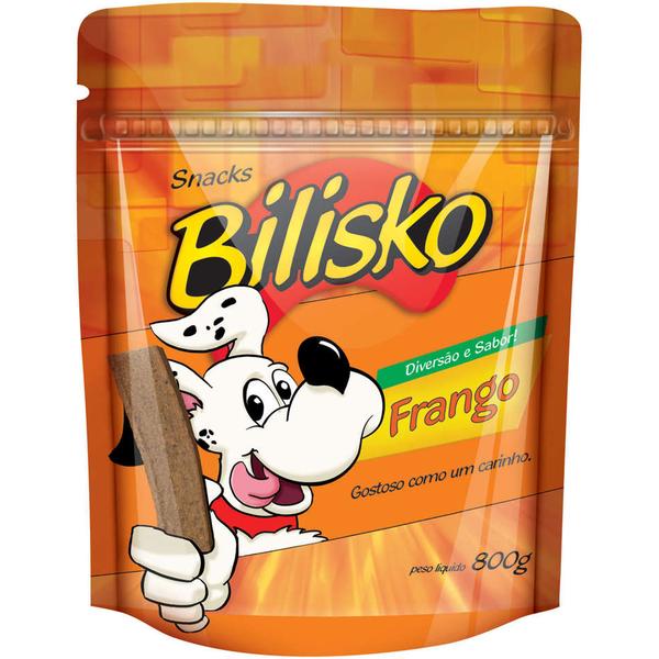 Snack Bilisko Frango para Cães 800g