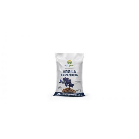 Argila expandida - Produto ecológico 1,2kg