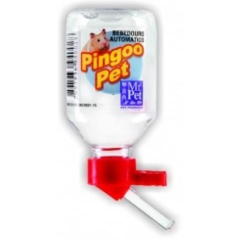 Bebedor Hamster Pingo Bico Vidro 120ml