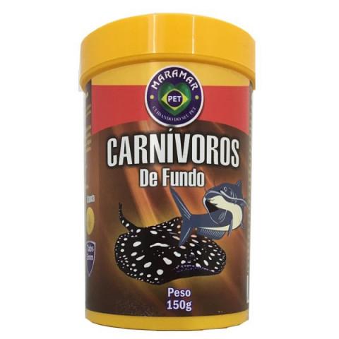 Maramar Carnívoros de Fundo 150G