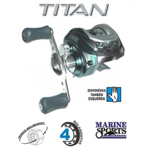 Carretilha Marine Sports Titan 4000