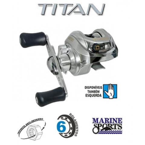 Carretilha Marine Sports Titan 6000
