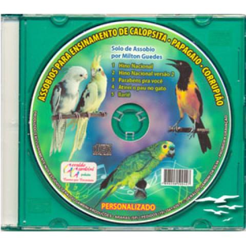 CD - Assobios para Ensinamento - Personalizado