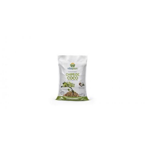 Chips de coco - Produto Ecológico 200g