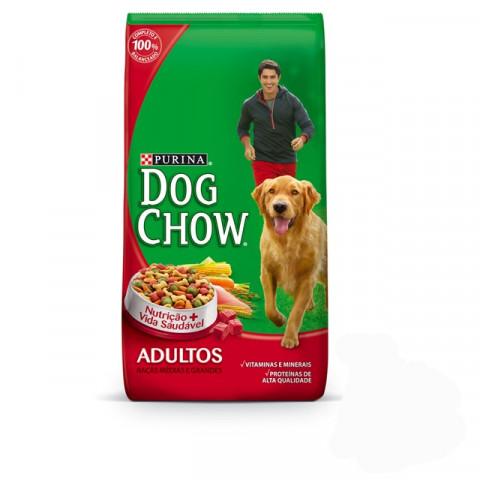 Dog Chow Adultos Raças Medias 15kg