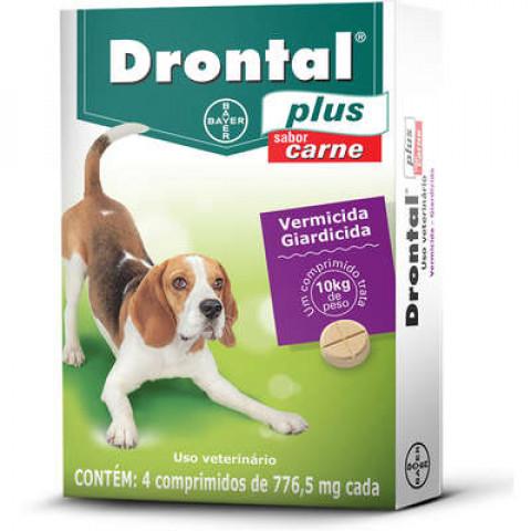 Drontal Plus (4compr.)