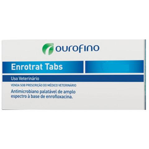 Enrotrat tabs 100mg 10 comprimido