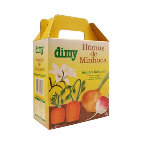 FERTILIZANTE HUMUS DE MINHOCA DIMY 1kg